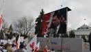 Manifestacja Solidarno?ci przed Sejmem