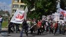 Manifestacja Solidarno?ci przeciwko bezrobociu