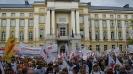 Manifestacja w Warszawie